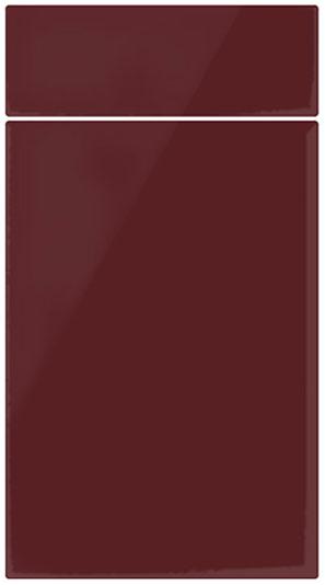 High GlossHigh Gloss Burgundy