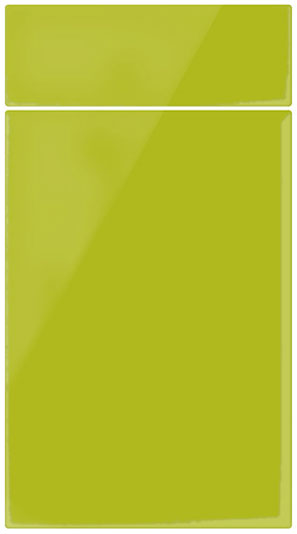 GlossGloss Lime Green