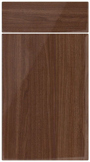 High Gloss High Gloss Walnut