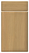 Lissa Oak kitchen door and drawer fronts