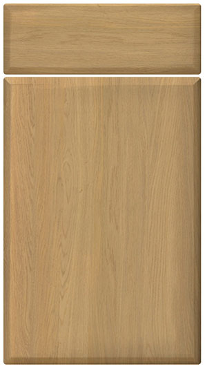 Lissa Oak kitchen door finish
