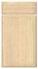 Maple Forbo kitchen door and drawer fronts