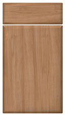 Milano Cherry kitchen door and drawer fronts