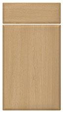 Montana Oak kitchen door and drawer fronts