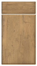 Natural Oak kitchen door and drawer fronts