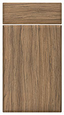 Olivewood kitchen door and drawer fronts