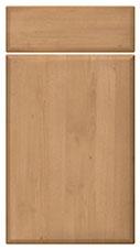 Celtic Honey Birch kitchen door and drawer fronts