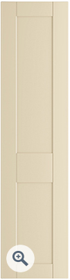 Shaker Cologne wardrobe door