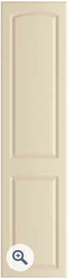Premier Heriette-Single wardrobe door