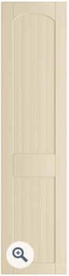PremierRemondo-Arched wardrobe door