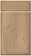 Non Gloss Winchester Oak bedroom door finish